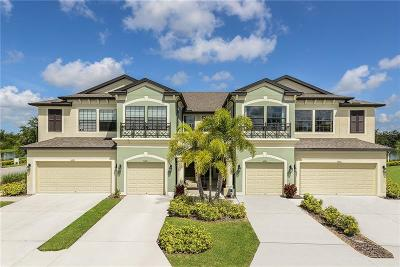 Bradenton Townhouse For Sale: 5178 78th St Circle E