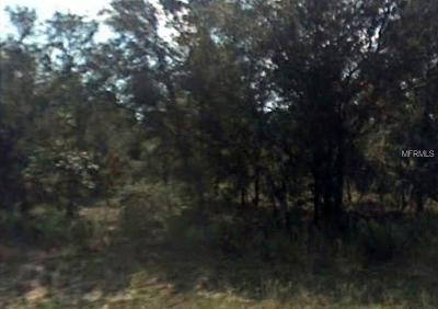 Dunnellon Residential Lots & Land For Sale