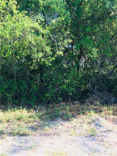 Marion County Residential Lots & Land For Sale: 39th