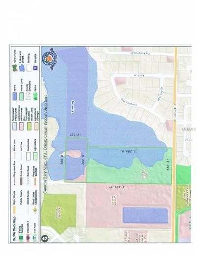 Apopka Residential Lots & Land For Sale: 505 Votaw Road