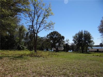Mount Dora Residential Lots & Land For Sale: 0 Earlwood Avenue