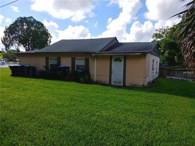 Orlando Single Family Home For Sale: 1004 Venetian Avenue