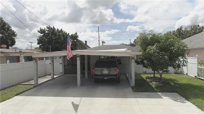 Single Family Home For Sale: 2918 W Abdella Street