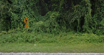 New Port Richey Residential Lots & Land For Sale: Oconee Boulevard