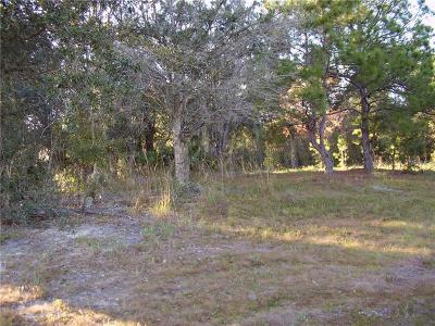 Kissimmee Residential Lots & Land For Sale: 1417 Teal Court