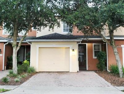 Casselberry Townhouse For Sale: 1545 Orrington Payne Place