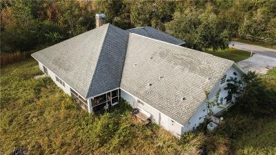 Saint Cloud Single Family Home For Sale: 3401 S Indiana Avenue