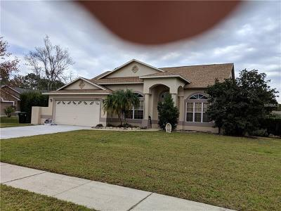 Orlando Single Family Home For Sale: 1201 Water Hickory Court