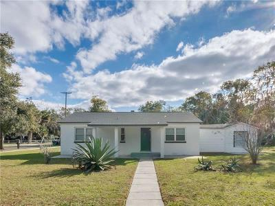 Deland Single Family Home For Sale: 1230 W New York Avenue