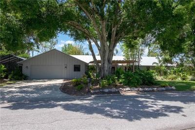 Sarasota Single Family Home For Sale: 5236 Canterbury Drive