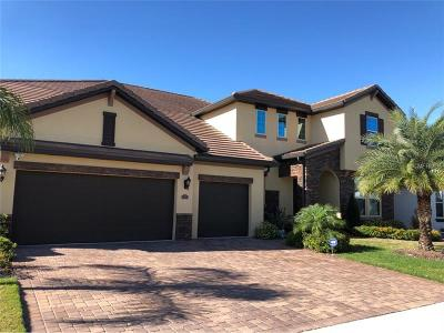 Debary Single Family Home For Sale: 8549 Geddes Loop