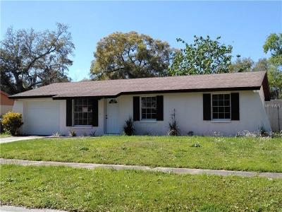 Tampa Single Family Home For Sale: 3670 Sugarcreek Drive