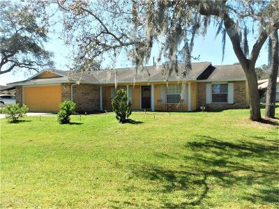 Deltona Single Family Home For Sale: 1078 E Gaucho Circle