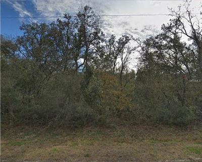 Webster Residential Lots & Land For Sale: 34204 Cornerstone Drive