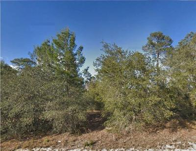 Spring Hill Residential Lots & Land For Sale: Curry Drive