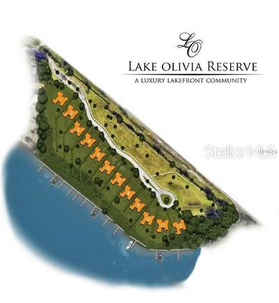 Orange County, Osceola County Residential Lots & Land For Sale: 1312 Lake Olivia Lane