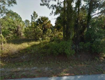 North Port Residential Lots & Land For Sale: Alabelle Lane