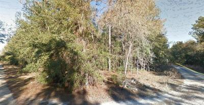 Levy County Residential Lots & Land For Sale: NE 155th Court