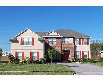 Kissimmee Single Family Home For Sale: 2626 Eagle Meadow Lane