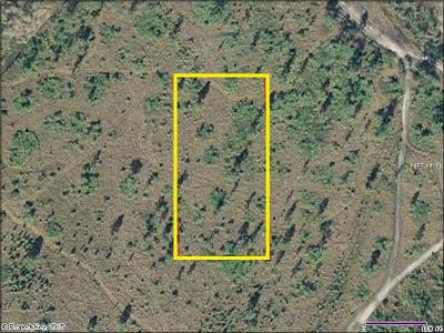 St Cloud Residential Lots & Land For Sale: Suburban Ests Sec 36...000k 0630