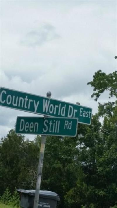 Davenport Residential Lots & Land For Sale: Country World Drive E