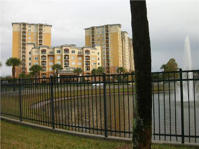 Lake Buena Vista Condo For Sale: 8000 Poinciana Blvd #2808