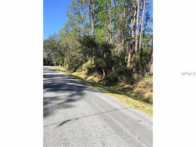Residential Lots & Land For Sale: 14525 Bray Road