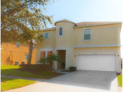 Kissimmee Single Family Home For Sale: 8527 La Isla Drive