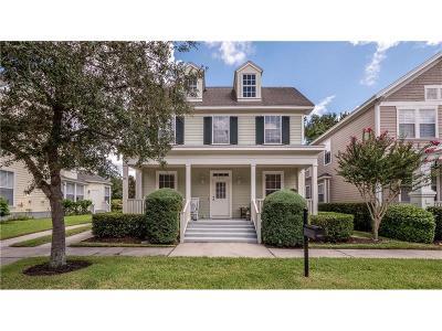 Celebration Single Family Home For Sale: 1025 Banks Rose Street
