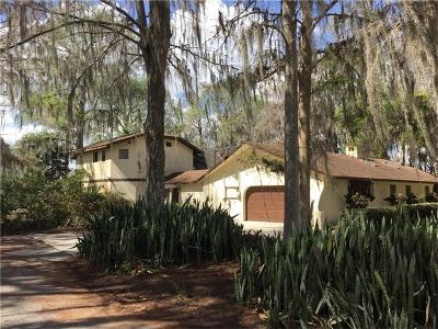Kissimmee Single Family Home For Sale: 1000 Shore Drive