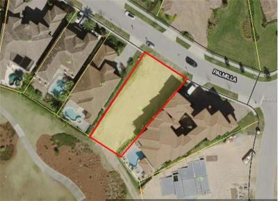 Reunion Residential Lots & Land For Sale: 7802 Palmilla Court