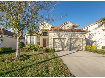 Kissimmee Single Family Home For Sale: 7753 Grassendale Street