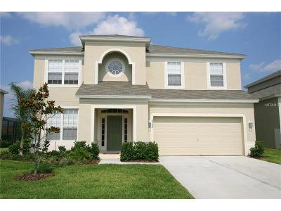 Kissimmee Single Family Home For Sale: 2709 Manesty Lane