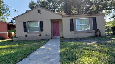 Orlando Single Family Home For Sale: 828 18th Street