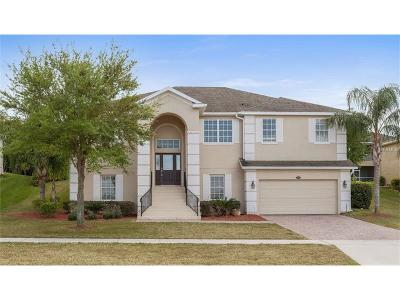 Clermont Single Family Home For Sale: 1385 Lattimore Drive