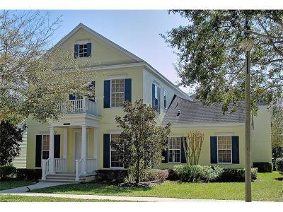 Celebration Single Family Home For Sale: 1316 Celebration Avenue
