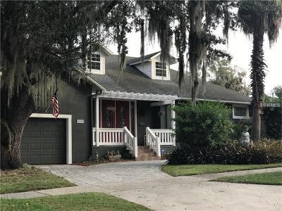 Orlando Single Family Home For Sale: 1825 Arlington Street