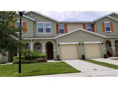 Kissimmee Townhouse For Sale: 3189 Tocoa Circle