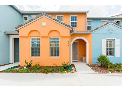 Townhouse For Sale: 354 Captiva Drive
