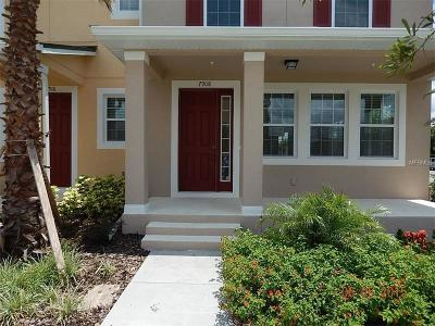 Orange County Townhouse For Sale: 7908 Edgewood Forest Drive #3