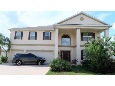 Kissimmee Single Family Home For Sale: 2545 Hunley Loop