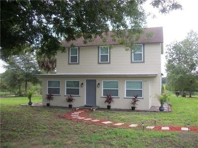 Haines City Single Family Home For Sale: 751 30th Street N