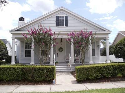 Celebration Single Family Home For Sale: 221 Celebration Boulevard