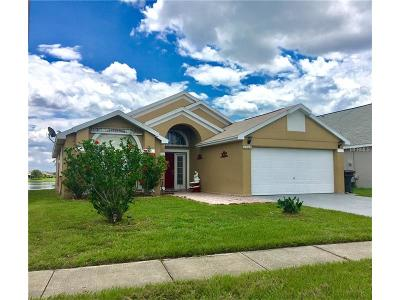 Kissimmee Single Family Home For Sale: 2361 Lily Pad Ln