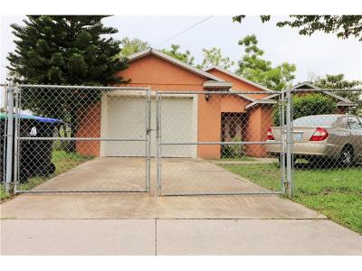 Orlando Single Family Home For Sale: 4457 Piedmont Street