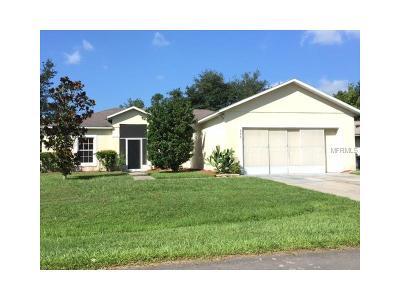 Kissimmee Single Family Home For Sale: 779 Del Prado Drive
