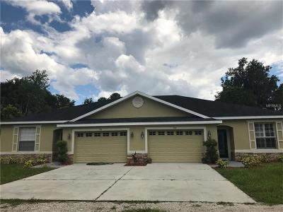 Orange County, Osceola County, Seminole County Multi Family Home For Sale: 950 & 954 E Broadway Street