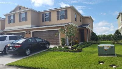 Orlando Townhouse For Sale: 3602 Rodrick Circle #7