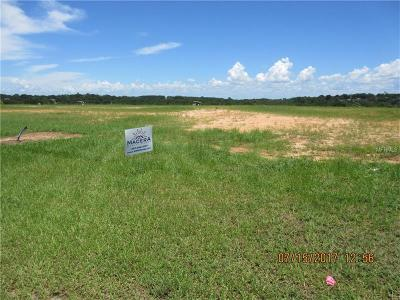Lake County Residential Lots & Land For Sale: 15943 Vetta Drive