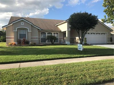 Kissimmee Single Family Home For Sale: 2610 Hawthorne Lane